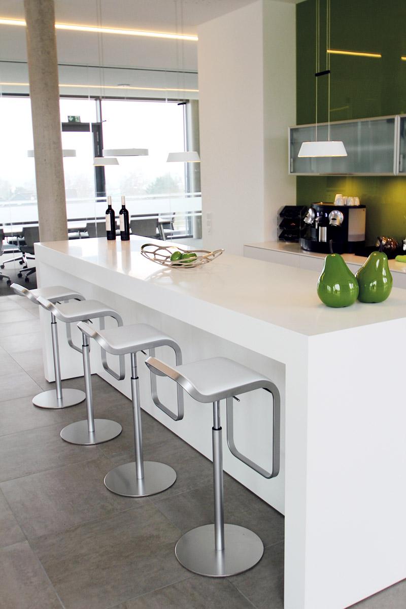 cafeteria k che planen und einrichten pro office gmbh. Black Bedroom Furniture Sets. Home Design Ideas